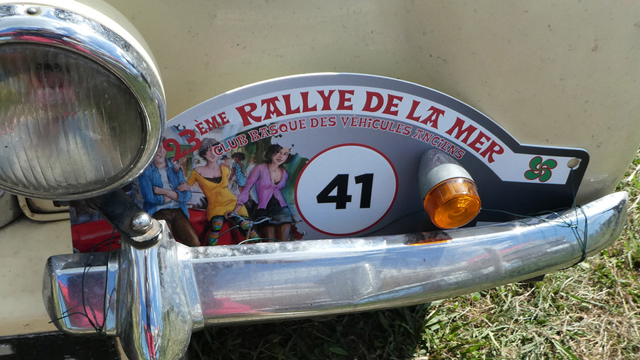 Rallye-mer